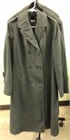 Vietnam War Military Issued Overcoats