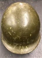 Vietnam Military Issued Helmet w/insert