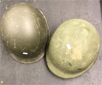 Vietnam Military Issued Helmets