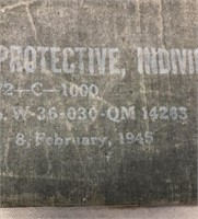 WWII US Army  Protective Cover