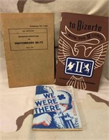 WWII 1940's Military Books