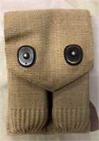 WWI .45 Caliber Ammo Pouch