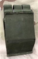 9 mm Sub Machine Gun Mag Pouch