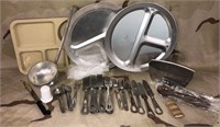 Military Cutlery & extra items
