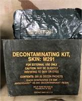 Military Decontamination Kits & Extras