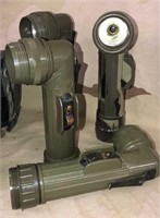 Military Night Vision Carry Cases & Flashlights