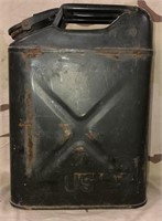 Vietnam Military Gas Can