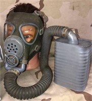 Military Issued Gas Mask