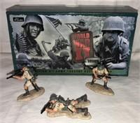 "British 8th Army ""Desert Ray"" Infantry"
