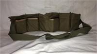 Military Issued Cartridge Belt