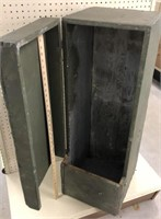 Military Wooden Crate
