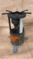 WWII Stove plus 3 Canteens