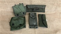 Military Issued Tactical Pouches
