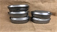 WWII Military Issued Mess Kits