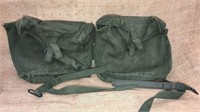 Military Issued Field Pouches