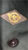 WWII Army Coat w/ Ugly Duckling Patch