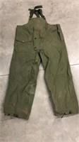Military Issued Coveralls