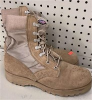 2 pairs of used Military Boots