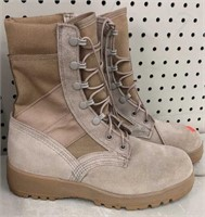 Military Hot Weather Boots