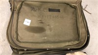 Air Force Suitcase & 2 Bags