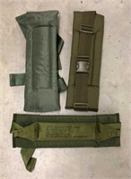Military Lower Back Support Belts