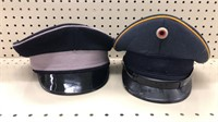 Foreign Military Service Caps