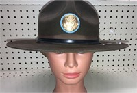 Army Military Officers Felt Hat