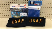 Air Force Hays & Flags