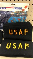 Air Force Hats & Flags