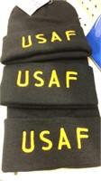 Air Force Hats & Flag