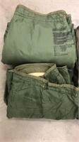 Size Large Wool Pant Liners