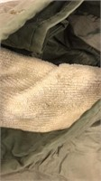 Large Wool Pant Liners