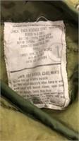 Nylon & Polyester Coat Inserts