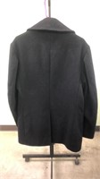 Military Issued Wool Coat