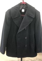 Military Issued Wool Jacket