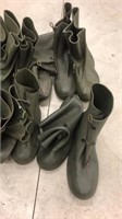 Overshoe Rubber Boots