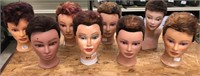 Lot of Heads