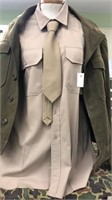 WWII 5th Army Officers Uniform