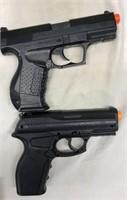 Large Lot Air Soft Guns & Cartridges