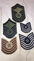 Air Force Rank Chevrons