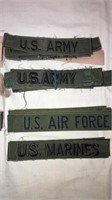 Military Branch Patches
