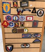 Military Patches