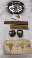 Military items & trinkets