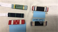 US Military Issued Service Ribbons