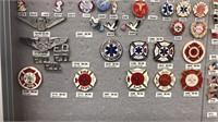 Police-Fire-EMT Pins