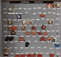 Marine Corp & Desert Warfare Pins