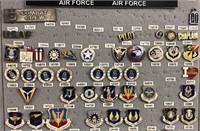 Air Force & Airplane Nose Art Pins