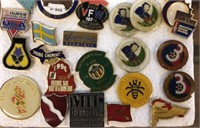 Military Pins, some are older