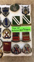 Military Issued Uniform Pins