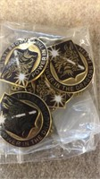Military Uniform Pins